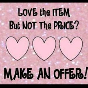 Shoes - Make an offer!!